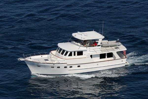 De Fever 56 Pilothouse Profile