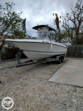 Fish Hawk 233 2003 Fish Hawk 24 for sale in Marathon, FL