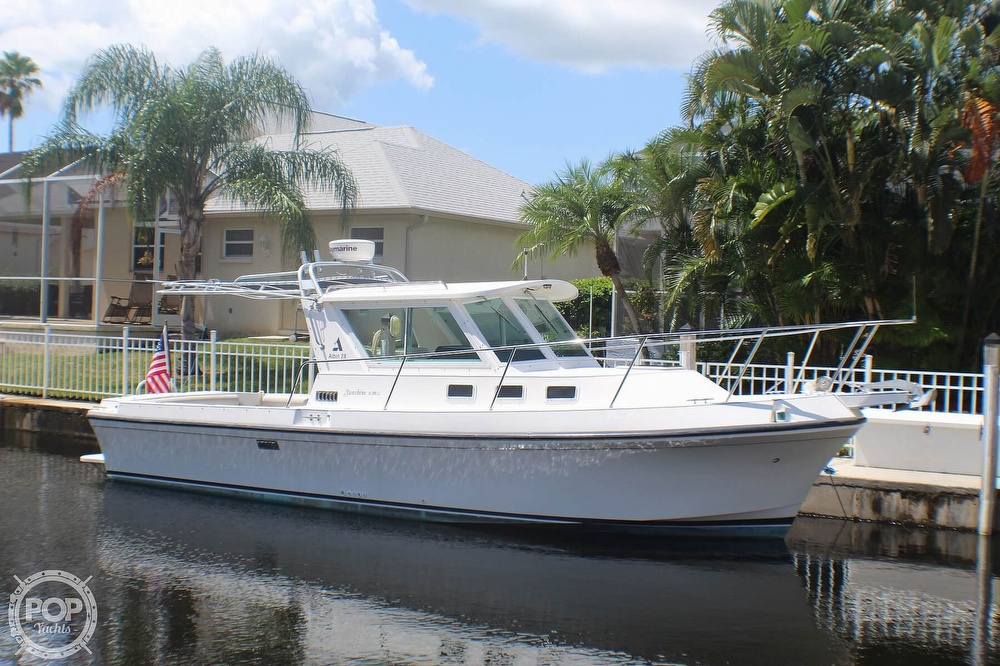 Albin 28 Tournament Express 2000 Albin 28 Tournament Express for sale in Bradenton, FL