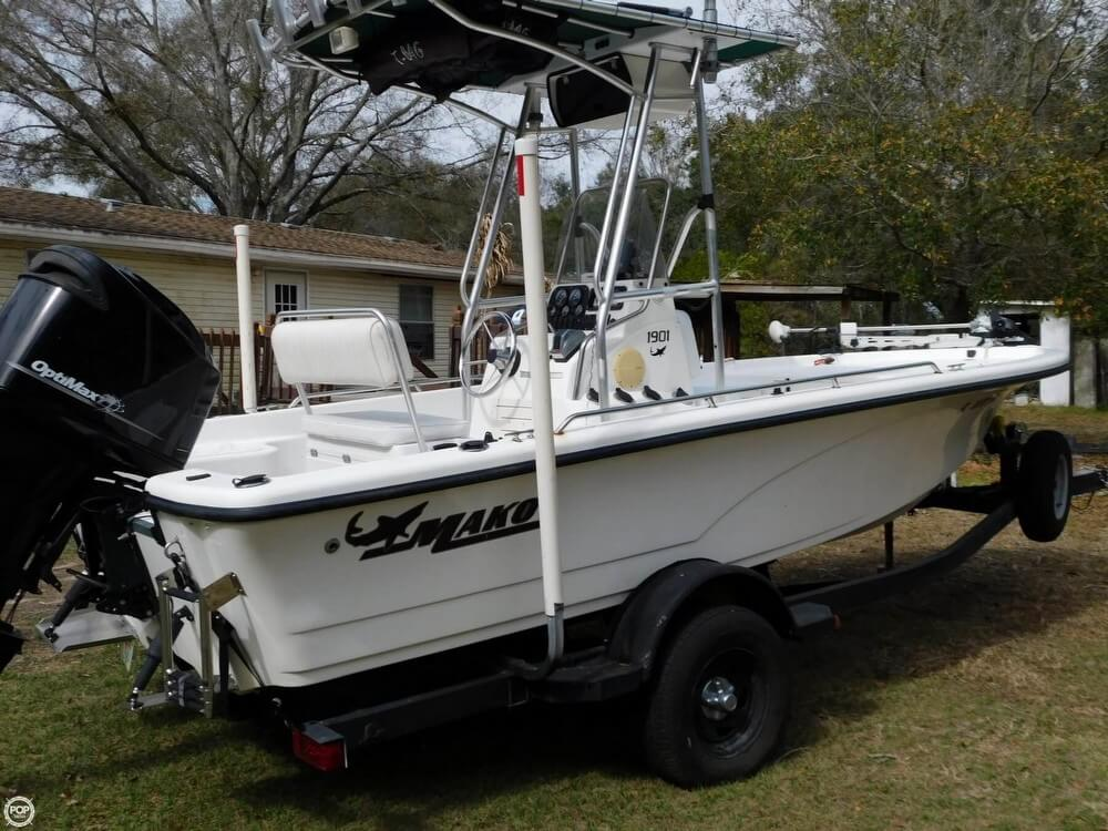 Mako 1901 Inshore 2008 Mako 1901inshore for sale in Wesley Chapel, FL