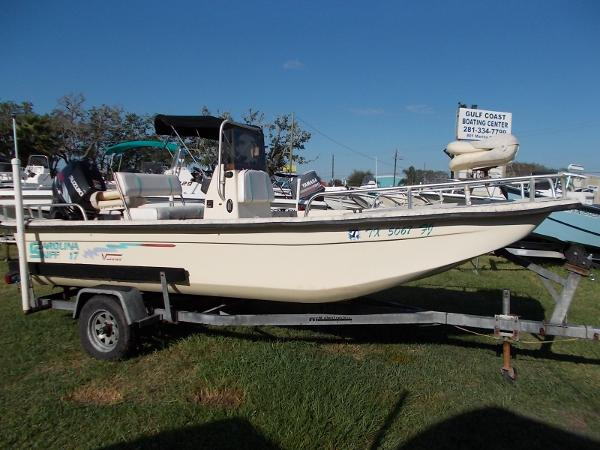 Carolina Skiff VEE SERIES