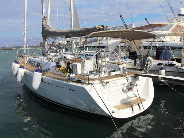 Grand Soleil Grand Soleil 40 Botin e Carkeek - BeC Abayachting Cantiere del Pardo Grand Soleil 40 B&C 1