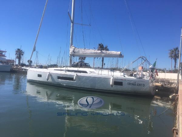 Beneteau Oceanis 51.1 IMG_0379.JPG
