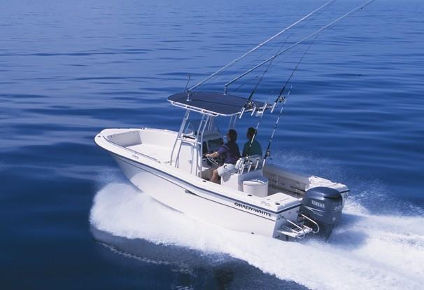 Grady-White Fisherman 222 Manufacturer Provided Image: Fisherman 222