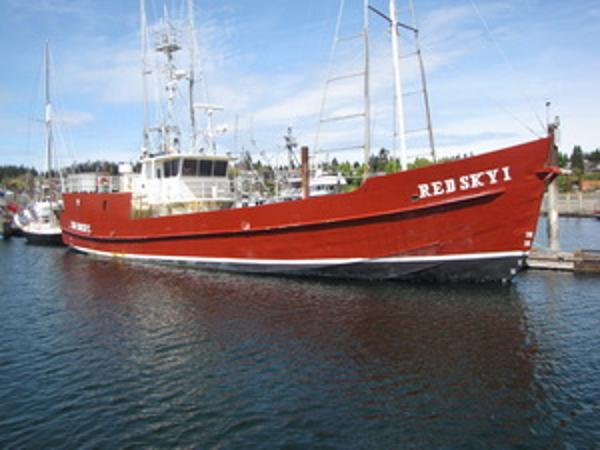 Marine Industries Fishing Vessel