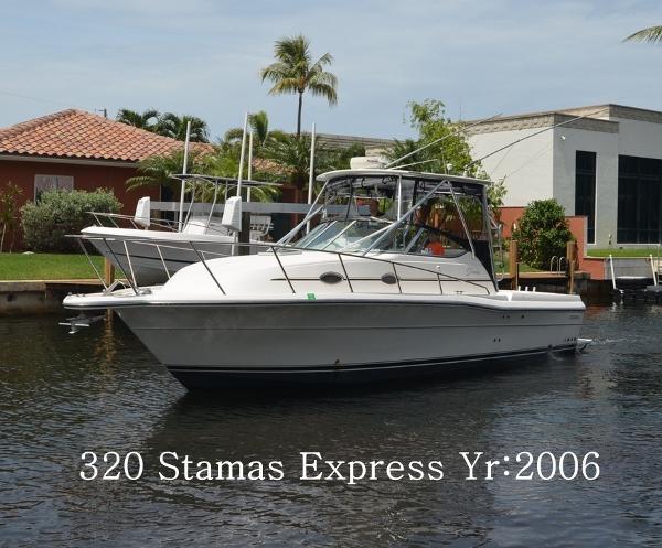 Stamas 320 Express 320-Stamas-Express-2006