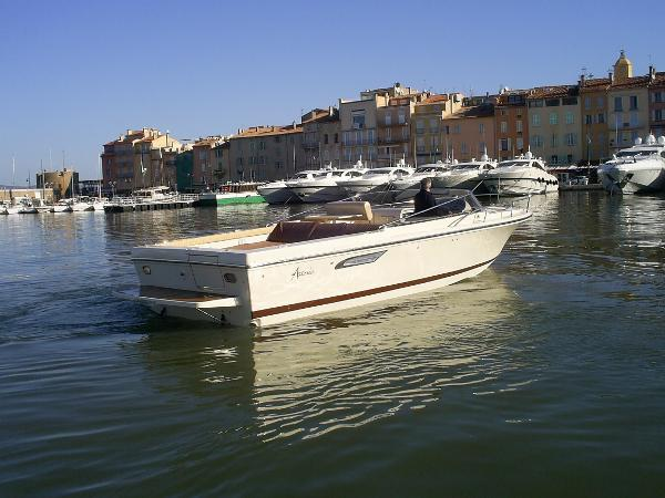 Asterie 35' Day Cruiser Asterie 35' Day Cruiser