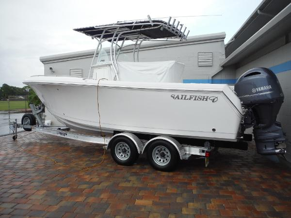 Sailfish 240 CC