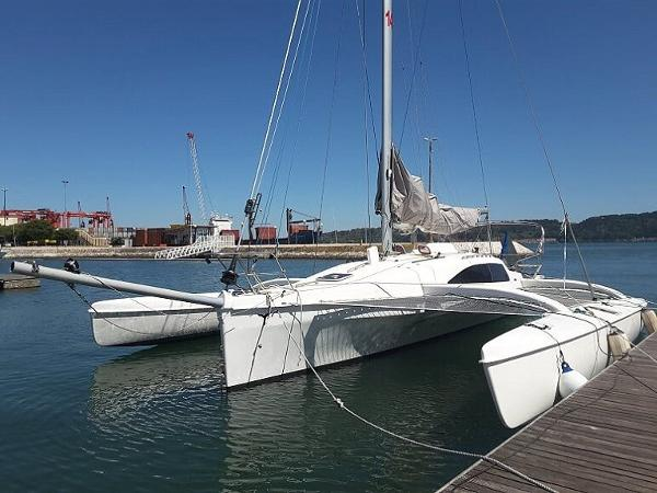 Corsair Marine 36