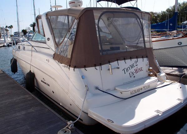 Rinker 342 Express Cruiser Exterior