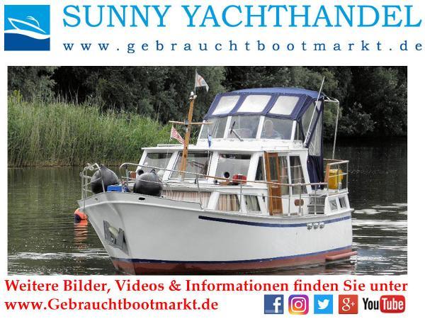 De Fries Lentsch Kajütboot