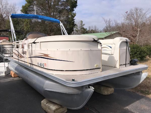 Legacy Boat STR 20-25