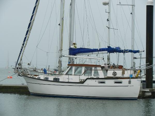"Nauticat 33 Mk 2 ""Pangur Ban"""