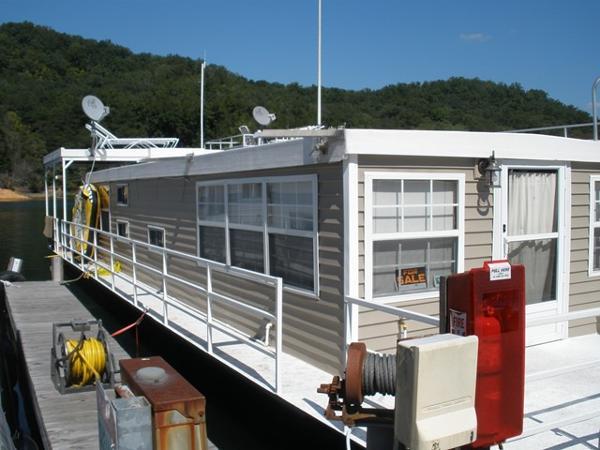 Stephens 16 x 50 Houseboat