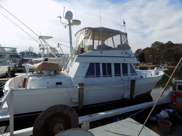 Mainship 430