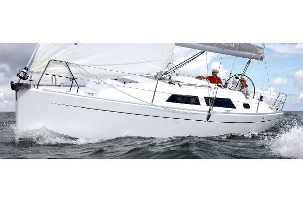 Hanse 325 Manufacturer Provided Image