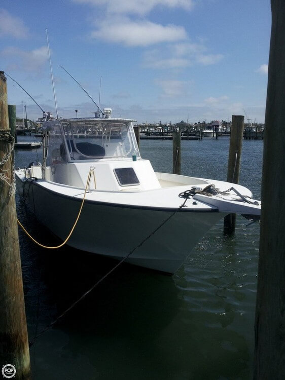 Ocean Master 34 2003 Ocean Master 34 for sale in Cape May, NJ