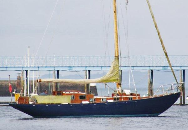 Robert Clark sloop