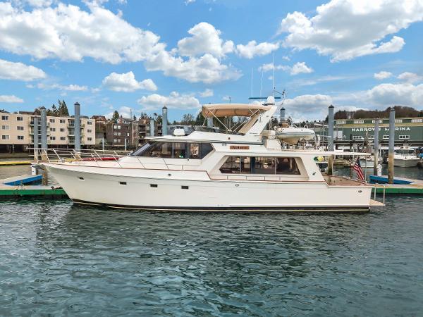 """Offshore Yachts Pilothouse 55' Offshore Pilothouse """"NELSEA"""""""