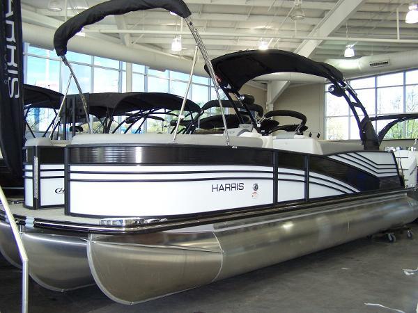 Harris Grand Mariner 250 Twin Engine
