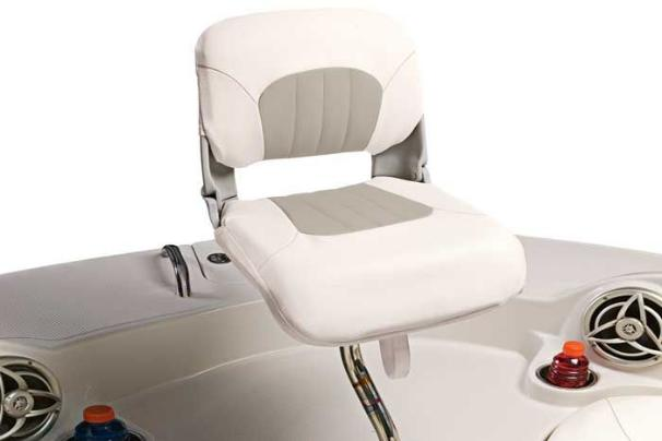Manufacturer Provided Image: Seating is plush and comfortable.