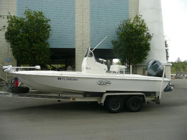 Rinalli Boats 21