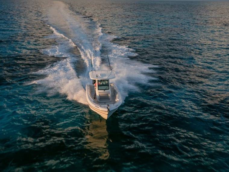 Boston Whaler Boston Whaler 250 Outrage