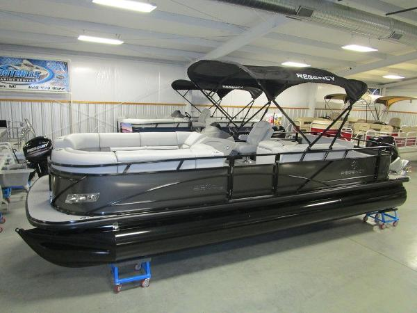 Regency 250 DL3