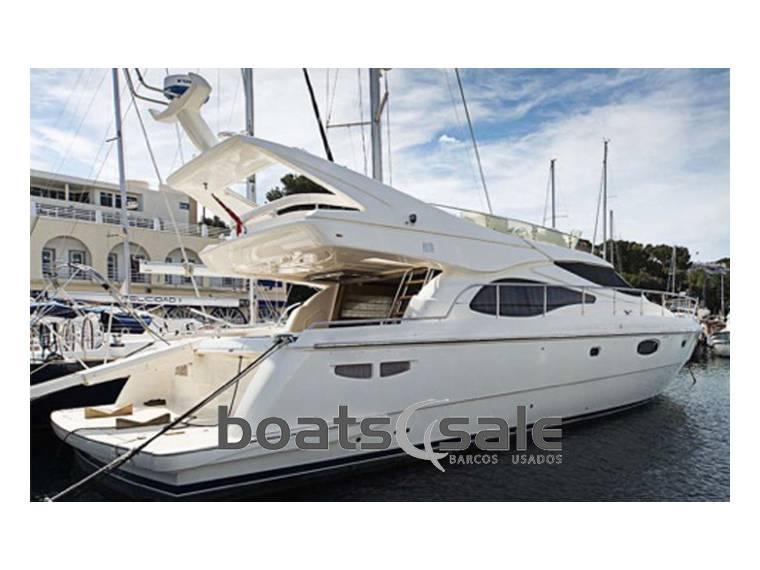 Ferretti Yachts FERRETTI 59