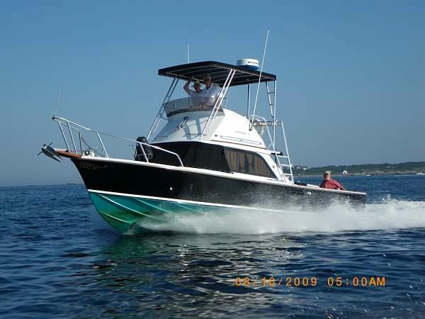Bertram 31 Sportfisher Black Pearl
