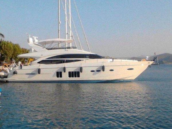 Princess 72 Motor Yacht Princess 72 For Sale