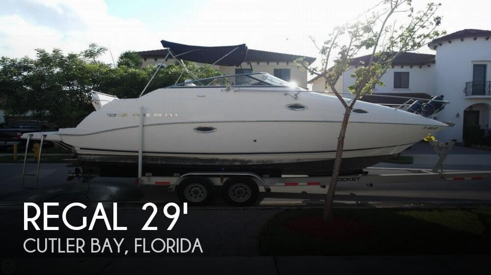 Regal Commodore 2665 2005 Regal Commodore 2665 for sale in Cutler Bay, FL