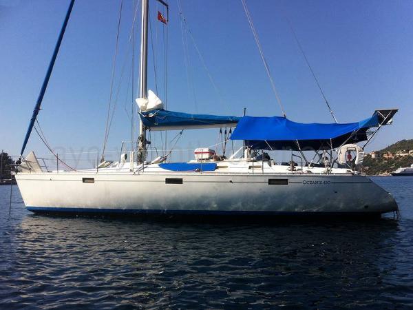 Beneteau Oceanis 430 AYC Yachtbroker - Oceanis 430