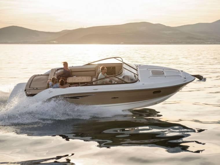 Sea Ray Sea Ray Sun Sport 250