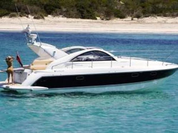 Fairline Targa 38 Open Fairline Targa 38