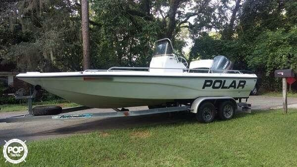 Polar Boats Bay Series 2100 BB 1999 Polar Bay Series 2100 BB for sale in Tallahassee, FL