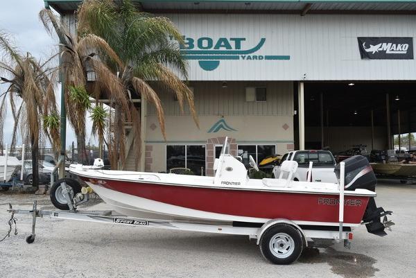 Frontier 180 Bay Boat CC