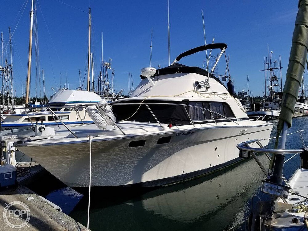 Silverton 34 Convertible 1979 Silverton 34 Convertible for sale in Charleston, OR