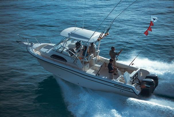 Grady-White Sailfish 282 Manufacturer Provided Image