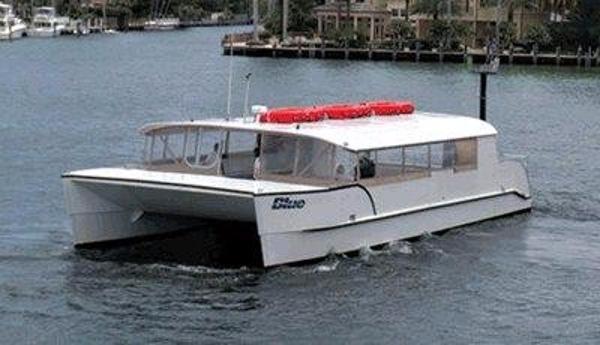 Custom Burpee Passenger Snorkel Boat