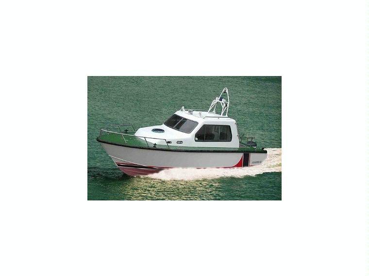 Alu-Kajutboot Karelli 30