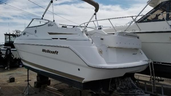 Wellcraft 2400 Martinique