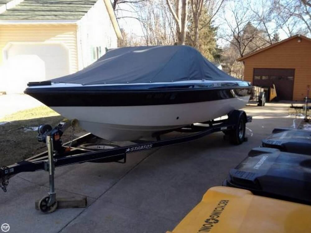 Stratos 386 XF 2004 Stratos 386XF for sale in Shakopee, MN
