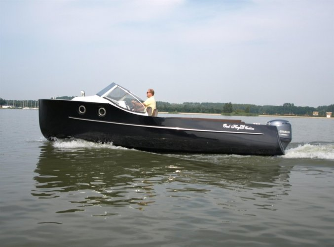 Oudhuijzer 700 Cabine
