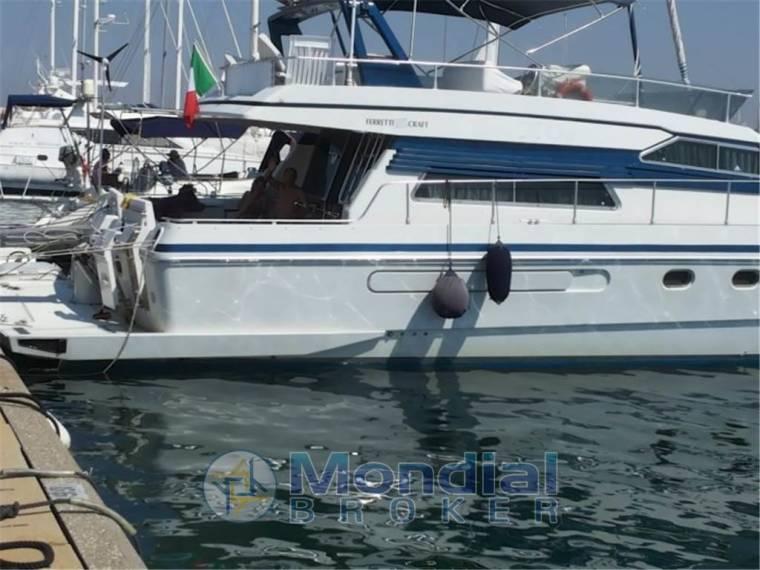 Ferretti Ferretti 58 S