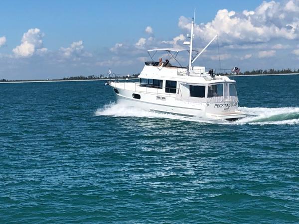 Beneteau America Swift Trawler 44