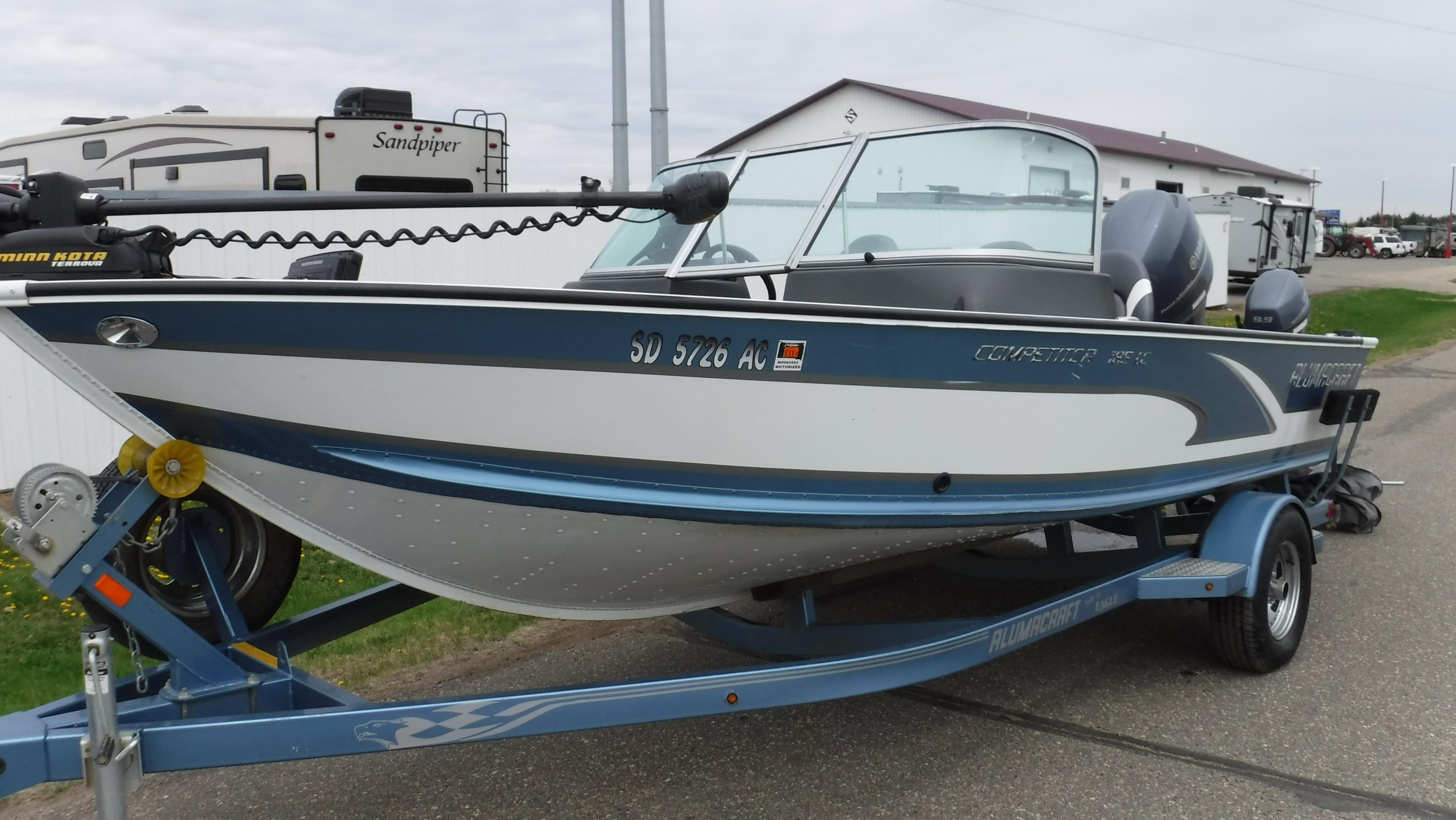 2014 Alumacraft Competitor 185 Sport, Clearwater Verenigde Staten - boats .com
