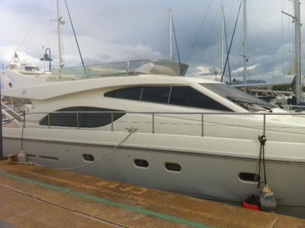 Ferretti Yachts 53 Ferretti 53