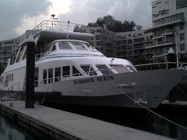 Singmarine 118 Harbor Queen