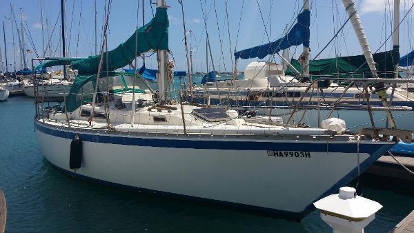 Blue Water Offshre cruiser